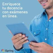 Enriquece tu docencia con exámenes en línea.