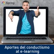 Aportes del conductismo al e-learning