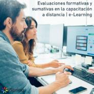 Evaluaciones formativas y sumativas en la capacitación a distancia | e-Learning
