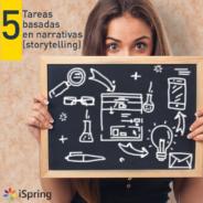 5 tareas basadas en narrativas | storytelling