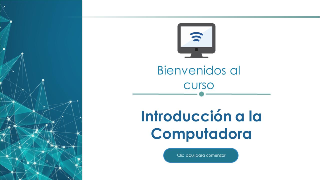 Introducción a la Computadora Personal