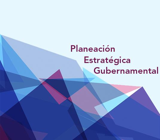 Planeación Estratégica Gubernamental