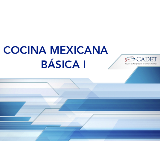 COCINA MEXICANA BASICA I