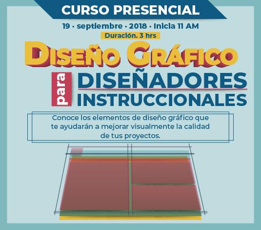 Curso: Diseño gráfico para Diseñadores Instruccionales